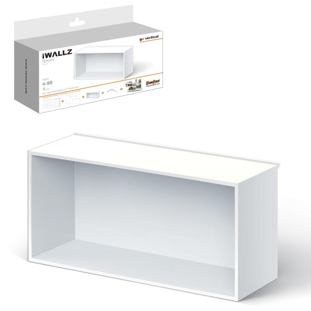 iWALLZ i8007 Huone