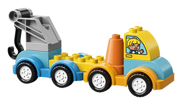 Lego Duplo 10883 Ensimmäinen Hinausautoni