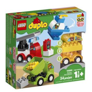 Lego Duplo 10886 Ensimmäiset Autorakennelmani