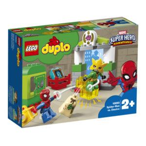 Lego Duplo 10893 Spider-Man Vastaan Elektro