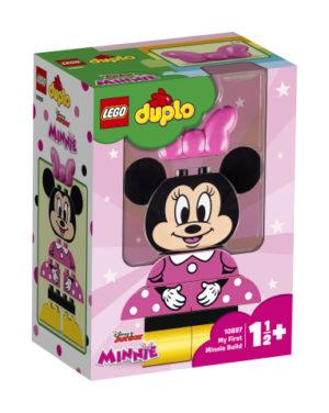 Lego Duplo 10897 Ensimmäinen Minni-rakennelmani