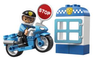 Lego Duplo 10900 Poliisimoottoripyörä