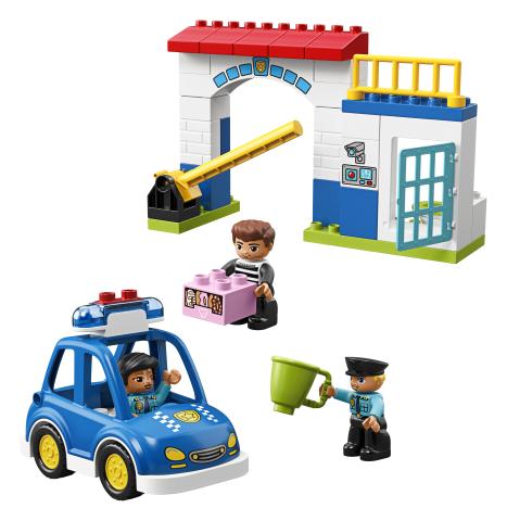 Lego Duplo 10902 Poliisiasema