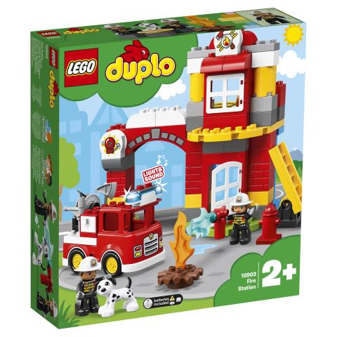Lego Duplo 10903 Paloasema