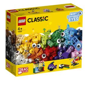 Lego Classic 11003 Palikat ja Silmät