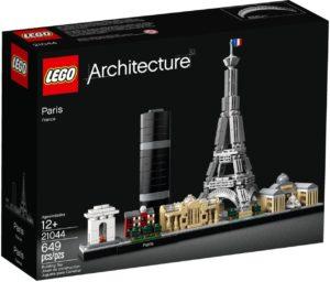 Lego Architecture 21044 Pariisi