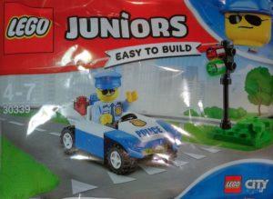 Lego Juniors 30399 Traffic Light Patrol