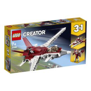 Lego Creator 31086 Futuristinen Lentokone