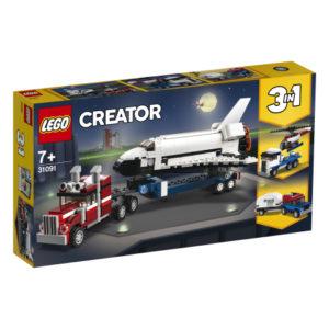 Lego Creator 31091 Sukkulankuljetusauto