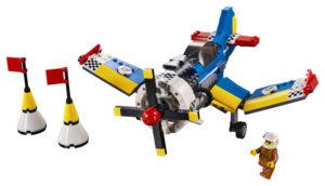 Lego Creator 31094 Kilpalentokone