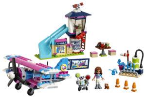 Lego Friends 41343 Heartlake Cityn Lentokonekierros