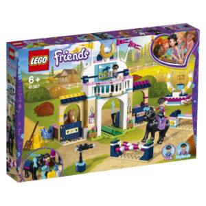 Lego Friends 41367 Stephanien Esteratsastus