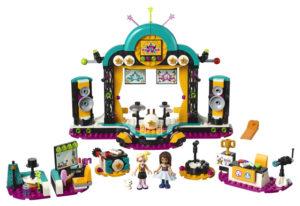 Lego Friends 41368 Andrean Kykykilpailu