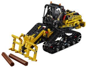 Lego Technic 42094 Telaketjukuormaaja