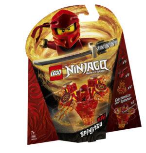 Lego Ninjago 70659 Spinjitzu-Kai
