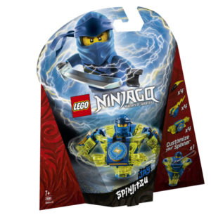 Lego Ninjago 70660 Spinjitzu-Jay