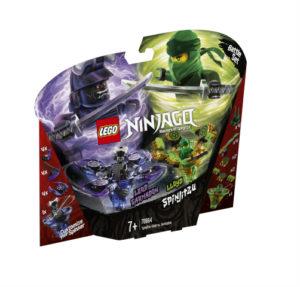Lego Ninjago 70664 Spinjitzu-Lloyd Vastaan Garmadon