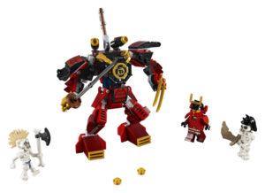 Lego Ninjago 70665 Samurairobotti
