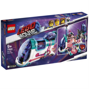Lego Movie 2 70828 Pikajuhlabussi