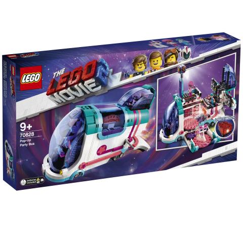 Lego Movie 2 70828 Pikajuhlabussi