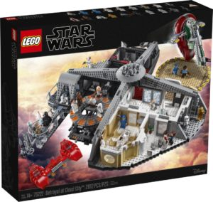 Lego Star Wars 75222 - Petos Cloud Cityssä