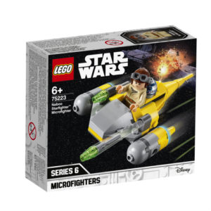 Lego Star Wars 75223 Naboolainen Tähtihävittäjä -Mikrohävittäjä