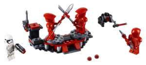 Lego Star Wars 75225 Eliittipretoriaanikaarti -Taistelupaketti