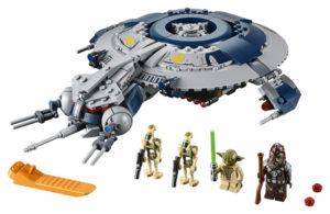Lego Star Wars 75233 Droiditykkialus