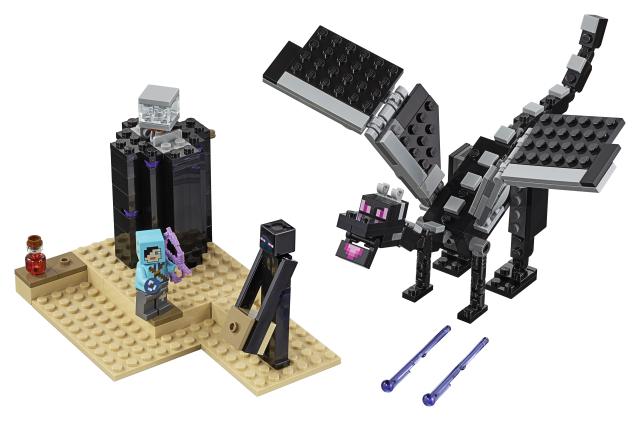 Lego Minecraft 21151 Ääritaistelu