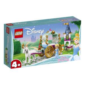 Lego Disney Princess 41159 Tuhkimon Vaunuajelu