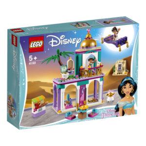 Lego Disney Princess 41161 Aladdinin ja Jasminen Palatsiseikkailut
