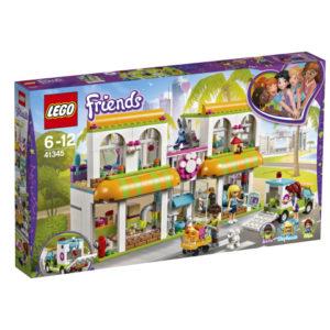 Lego Friends 41345 Heartlake Cityn Lemmikkikeskus