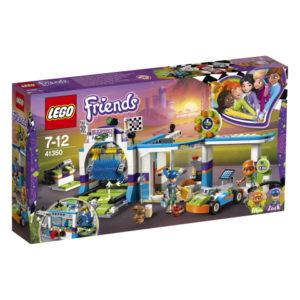 Lego Friends 41350 Pyöriväharjainen Autopesula