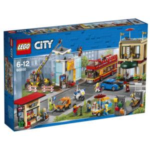 Lego City 60200 Pääkaupunki