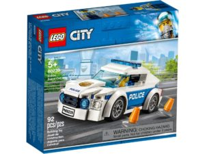 Lego City 60239 Poliisin Partioauto