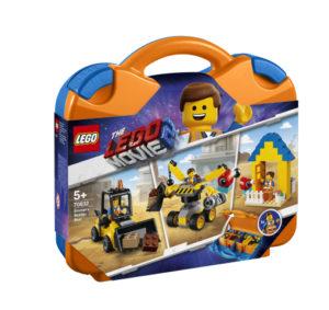 Lego Movie 2 70832 Emmetin rakennuslaatikko!