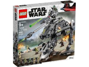 Lego Star Wars 75234 AT-AP Talsija