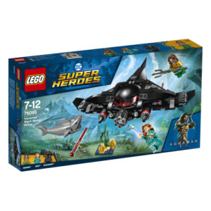 Lego Super Heroes 76095 Aquaman : Black Mantan Isku