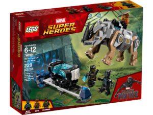 Lego Super Heroes 76099 Sarvikuonoyhteenotto Kaivoksella