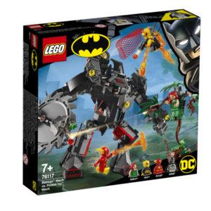 Lego Super Heroes 76117 Batman -Robotti Vastaan Poison Ivy™ -Robotti