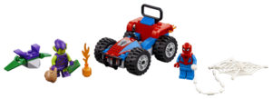 Lego Super Heroes 76133 Spider-Manin Autotakaa-ajo