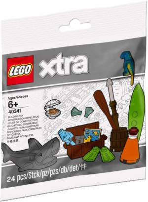 Lego 40341 Xtra Sea Accessories