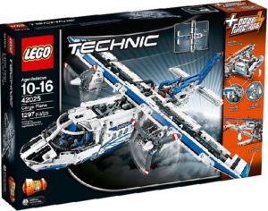 Lego Technic 42025 Rahtilentokone