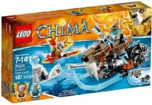 Lego Legends of Chima 70220 Strainorin Sapelipyörä