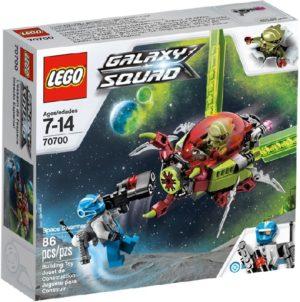 Lego Galaxy Squad 70700 Avaruusparveilija
