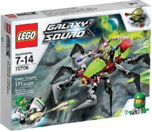 Lego Galaxy Squad 70706 Kraaterikiipijä
