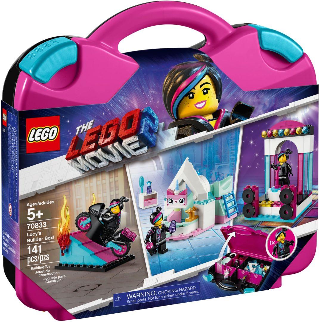 Lego Movie 2 70833 Tyylilyylin Rakennuslaatikko!
