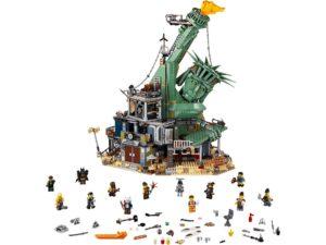 Lego Movie 2 70840 Tervetuloa Loppulaan!