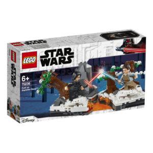 Lego Star Wars 75236 Kaksintaistelu Tähdentappajan Tukikohdassa