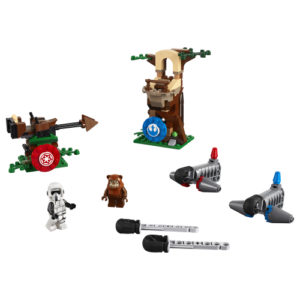 Lego Star Wars 75238 Action Battle Endorin Hyökkäys